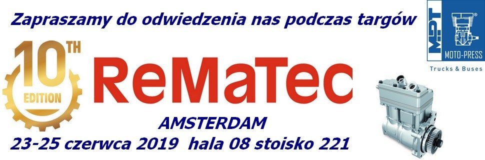 RemaTec Amsterdam 2019 Moto-Press